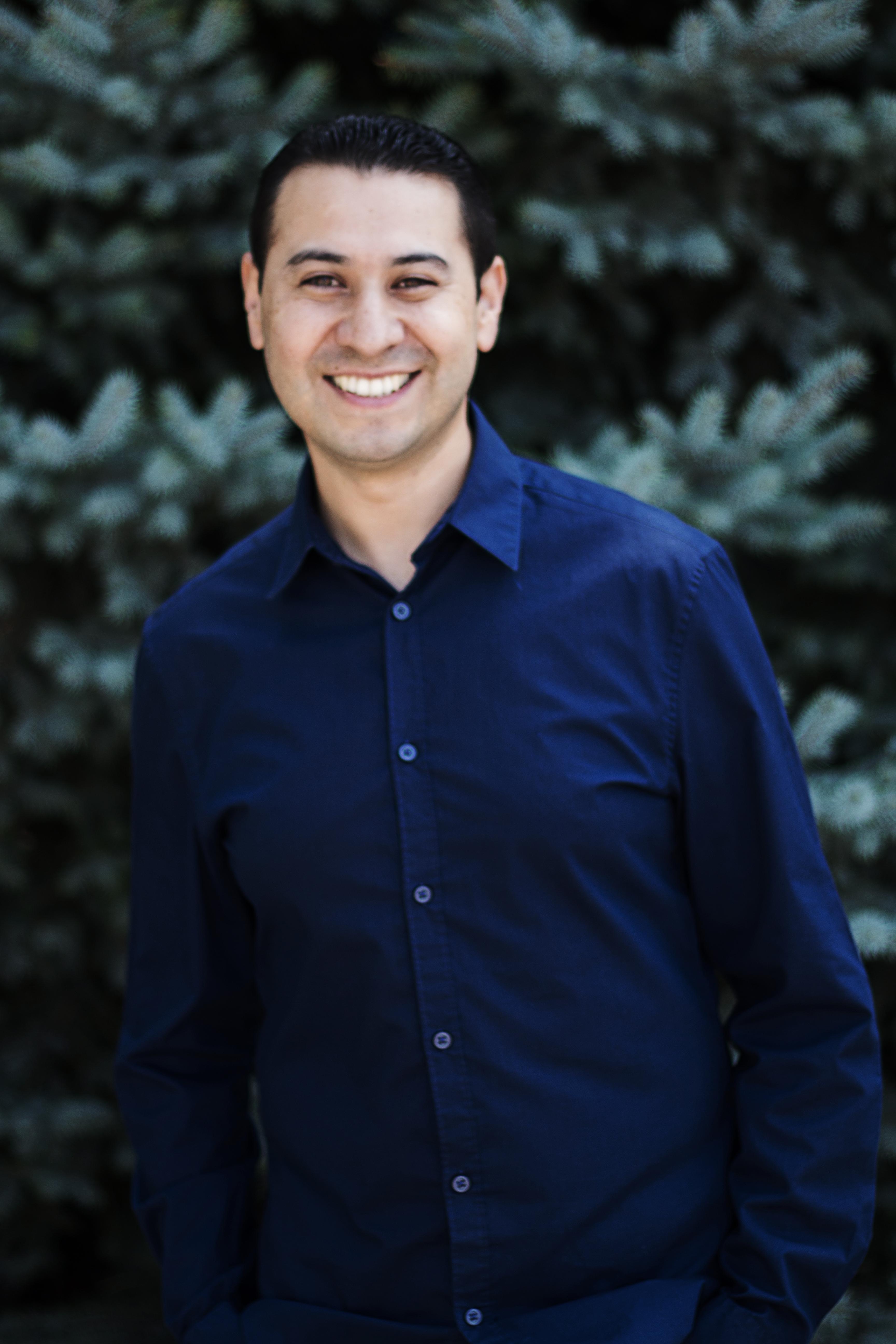 Pastor Jonatan alarcon