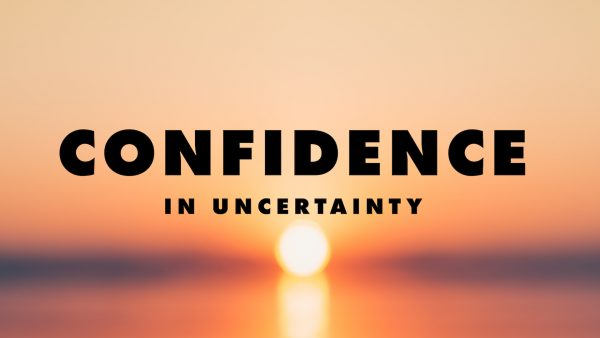 Confidence In Uncertainty